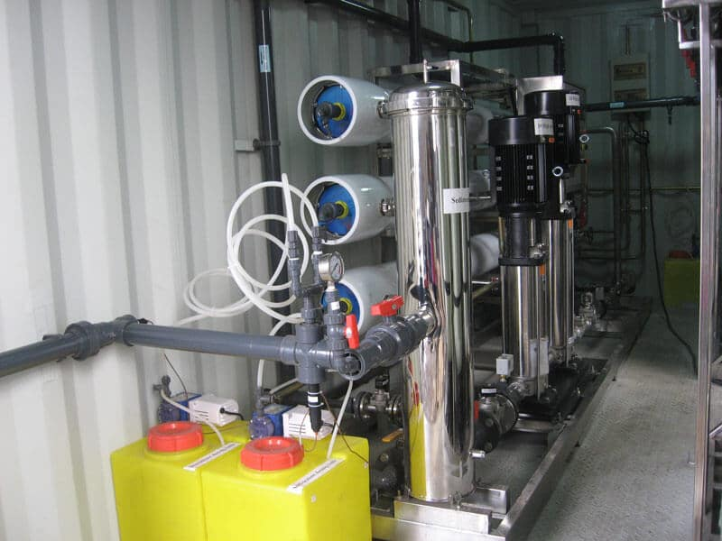 100TPD Movable water supply equipment (13)