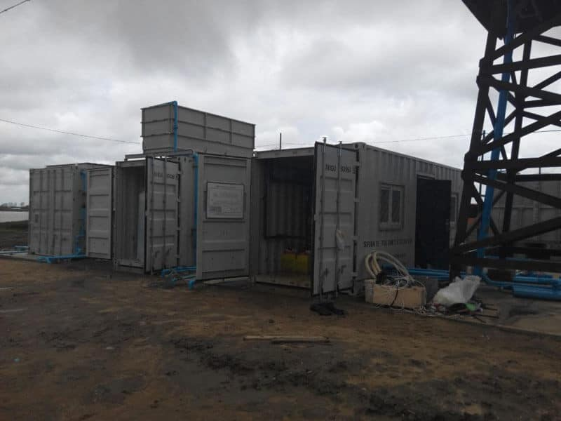 100TPD Movable water supply equipment (3)